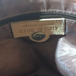 avorio Bags - AVORIO - Italian Leather Hobo Bag